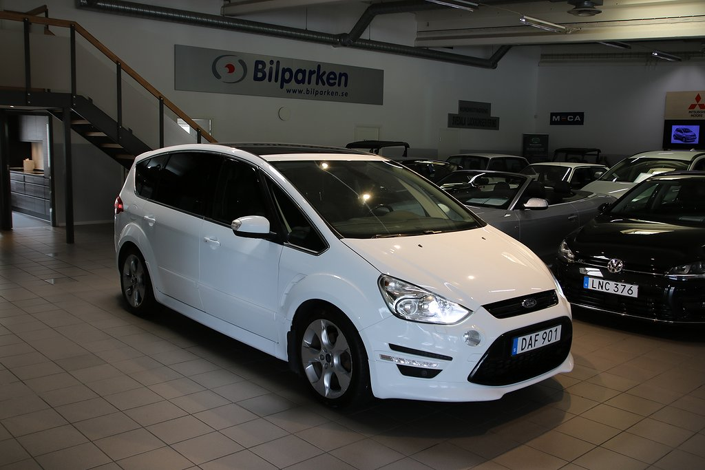 Ford S-Max 2.2 TDCi S-Edition 7-sits 200hk