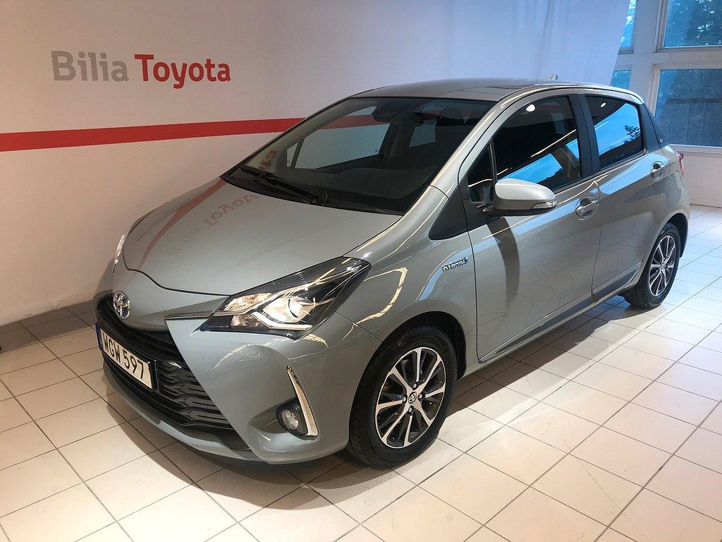 Toyota Yaris Hybrid 1.5 Y20 CarPlay