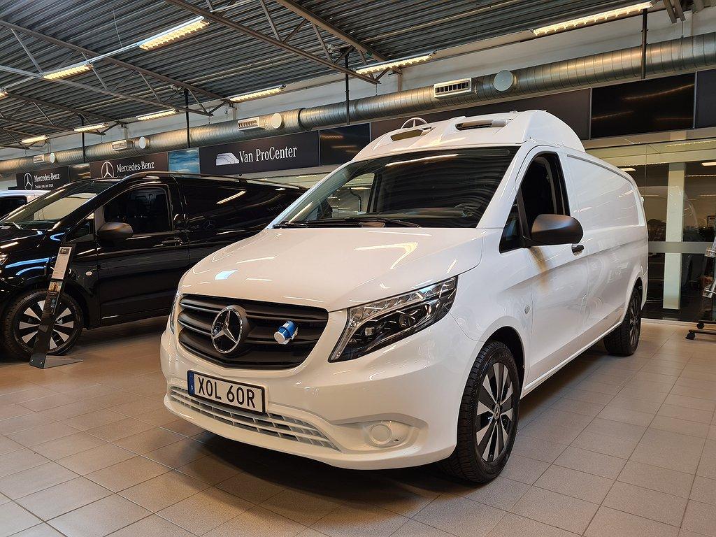 Mercedes-Benz Vito 116 CDI Skåp Ex.Lång. Leveransklar kylbil