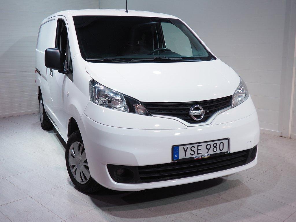 Nissan NV200 Van 1.5 dCi LEASEBAR Euro 6 90hk 2018