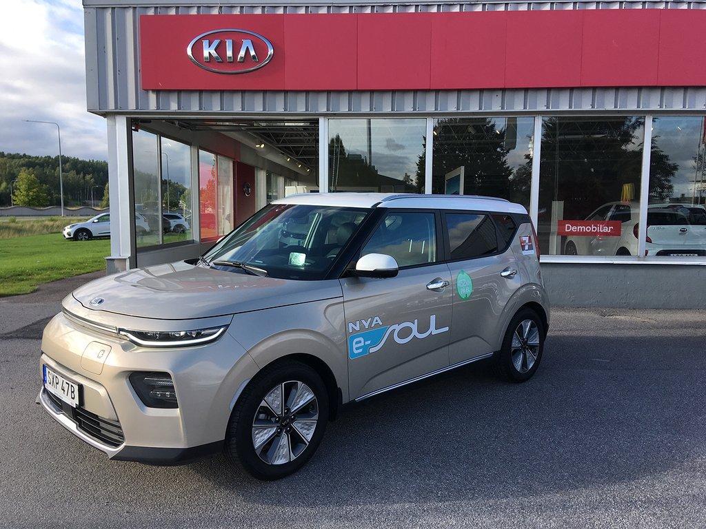 Kia E-SOUL 64 kWh Advance Plus Demo