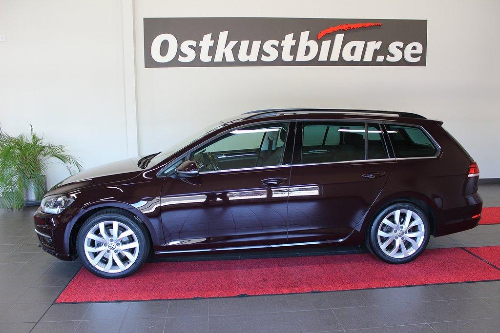 Volkswagen Golf, 1.5 TSI DSG Sport Drag Eu6 150hk