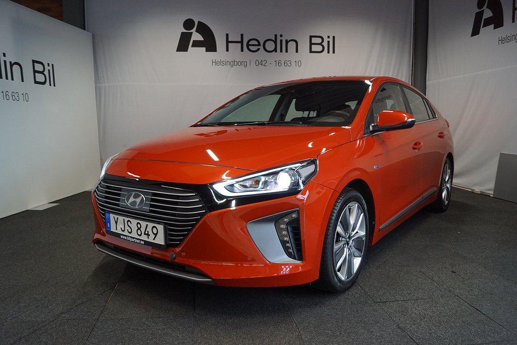 Hyundai IONIQ Hybrid 1.6 DCT Premuim Plus