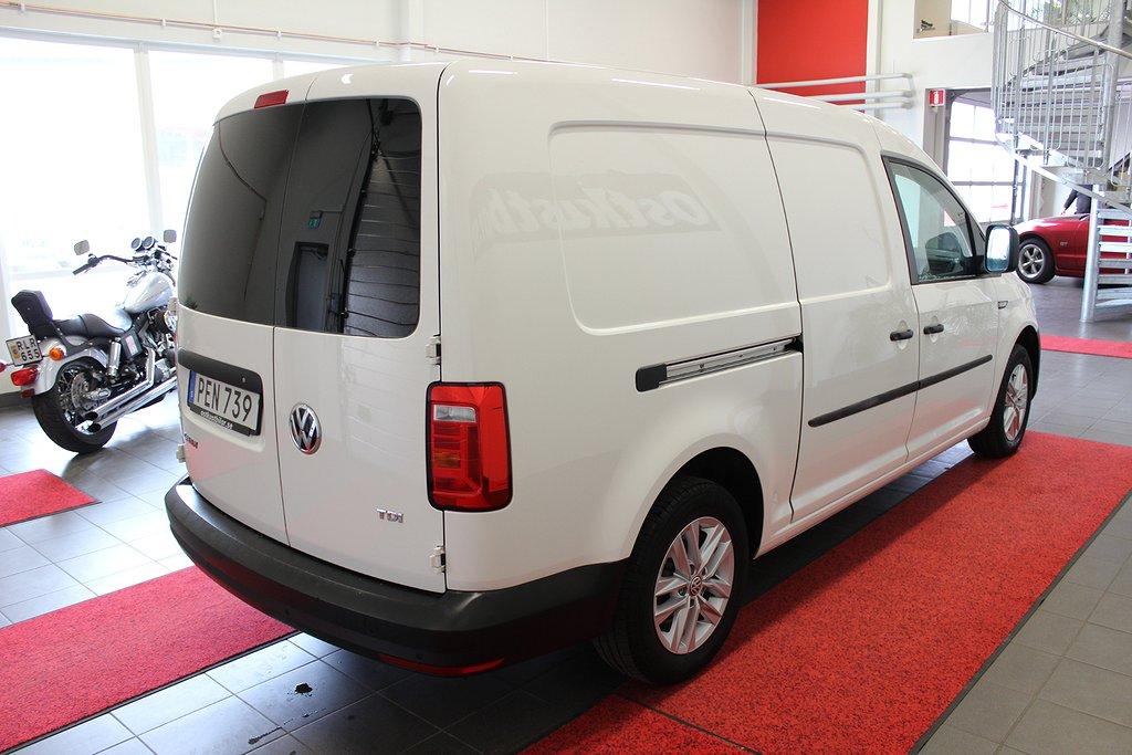 Volkswagen Caddy, Maxi 2.0 TDI  DSG  Euro 6