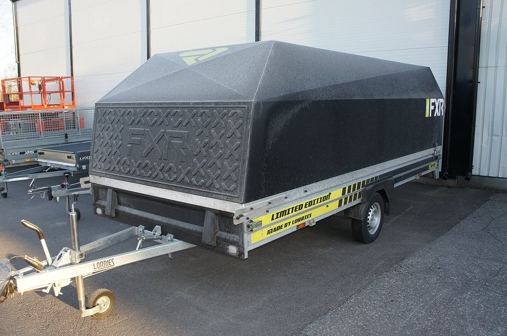 LOR F 449 LTD  FXR Trailer F449