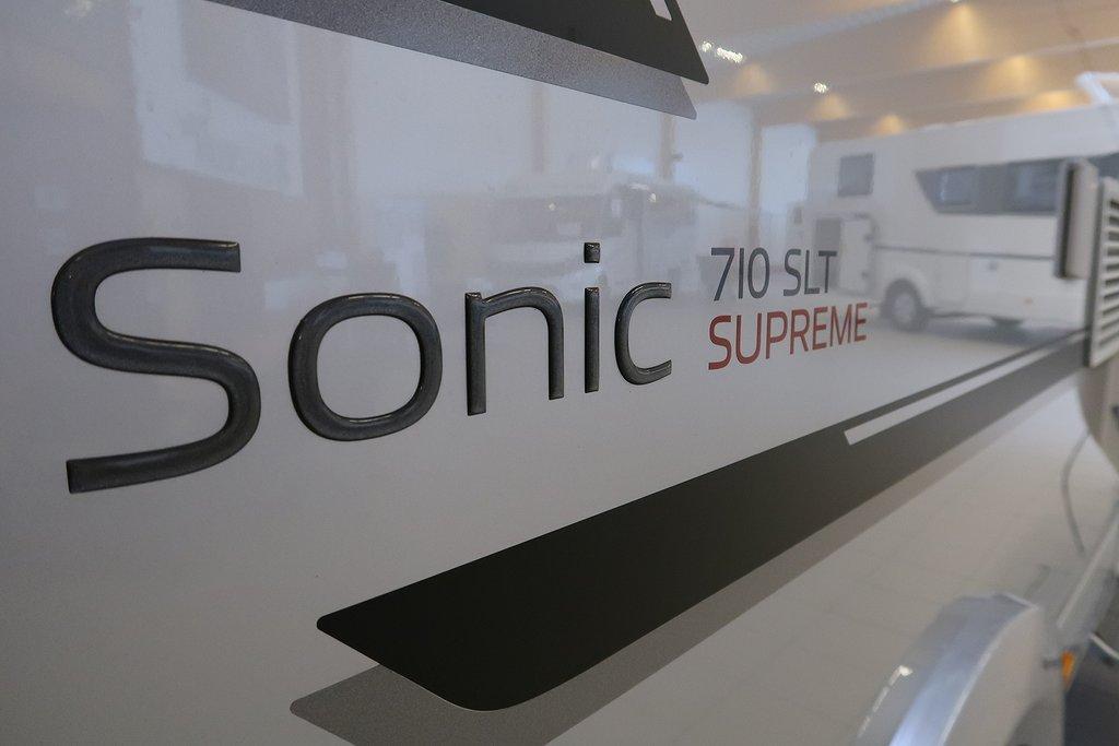 Husbil-integrerad Adria Sonic 710 SLT Supreme 6 av 37