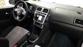 VW Polo 2.0 TSI 3dr (220hk)