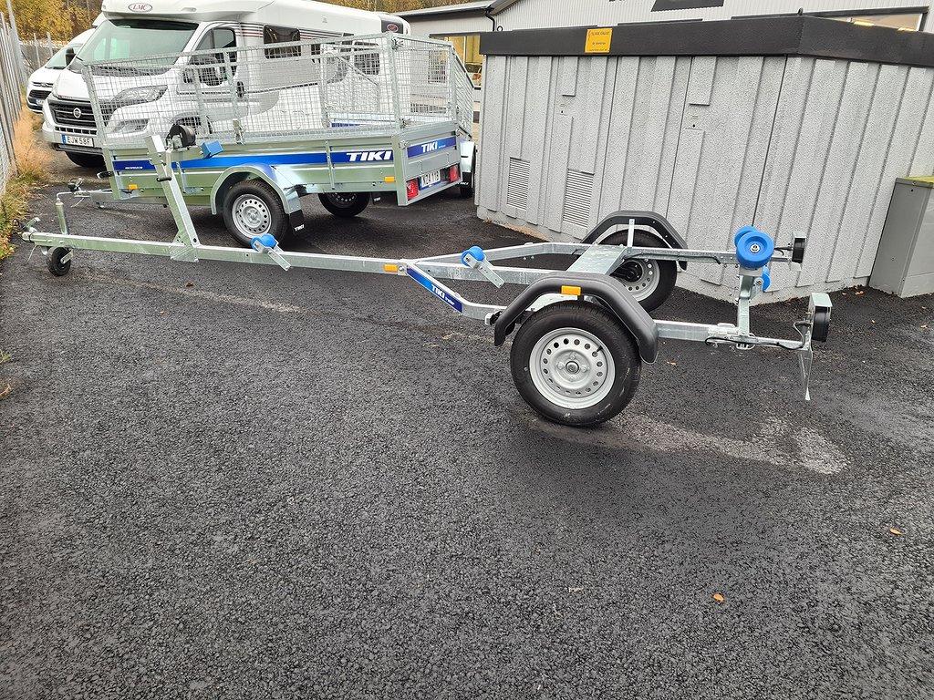 Tiki-Treiler BE Serie Båt trailers ! 2021 !