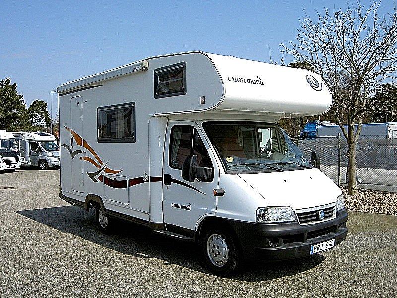 Eura Mobil 580 LS