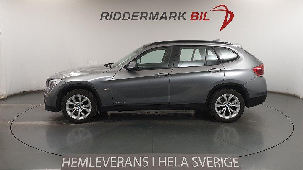 BMW X1 xDrive20d, E84 (177hk)