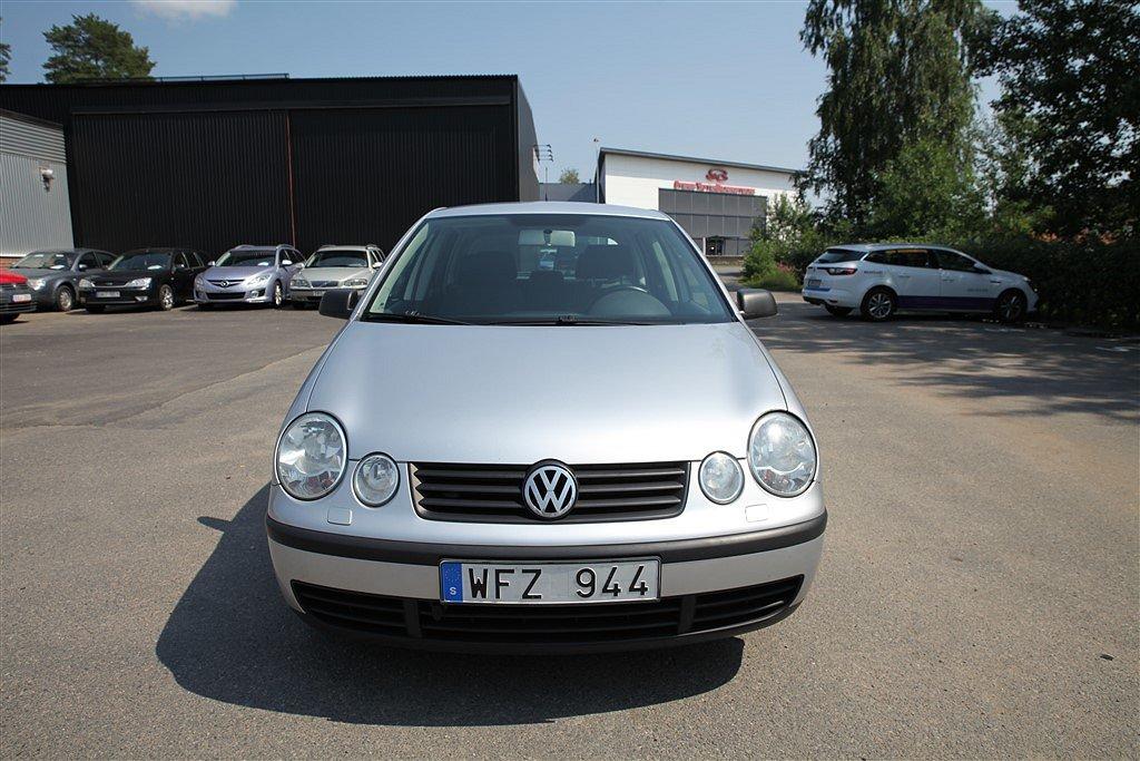 Volkswagen Polo 5-dörrar 1.4 Manuell, 75hk