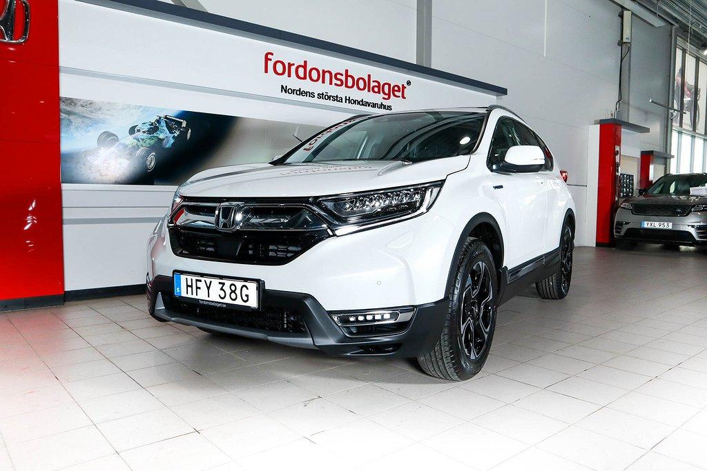 Honda CR-V Executive Hybrid 40.000:- *RABATT*