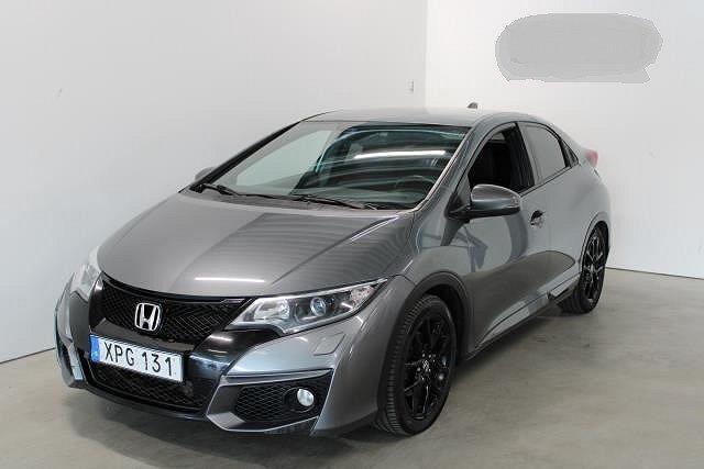 Honda Civic 1.6 i-DTEC Euro 6 120hk