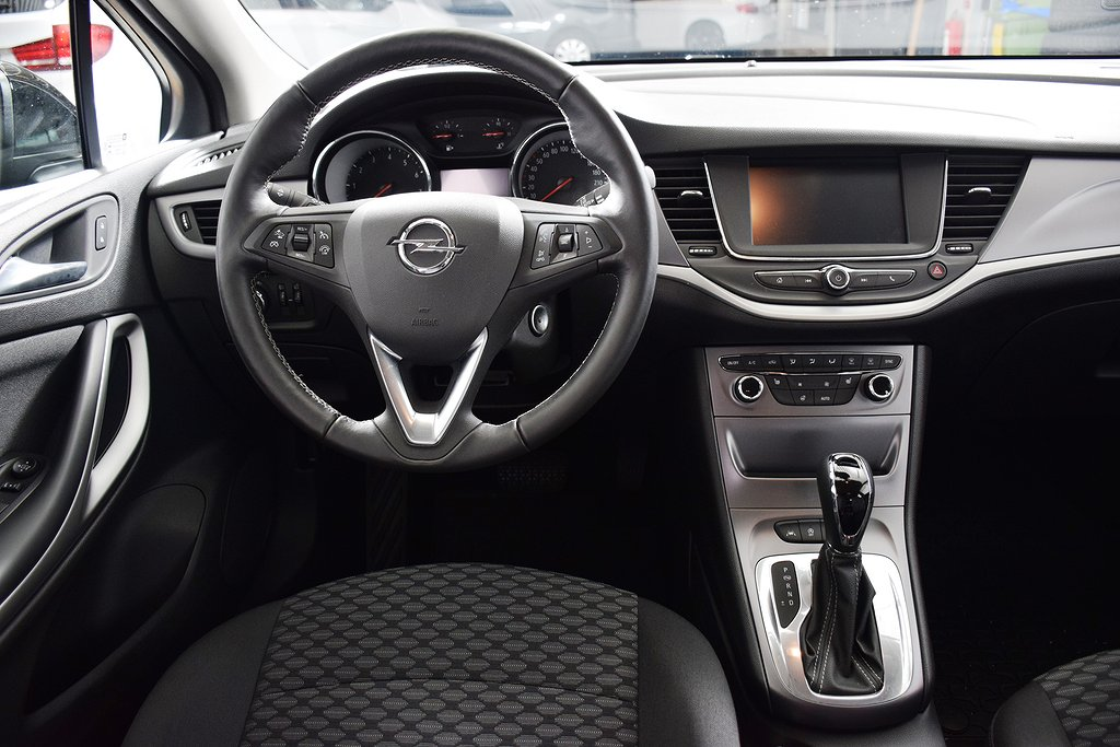Opel Astra Sports Tourer 1.4 Turbo / Automat / 705 mil