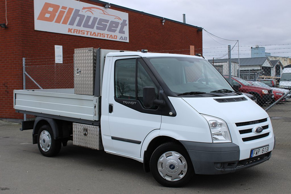 Ford Transit Chassis Cab 2.2 TDCi 85hk