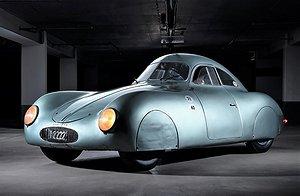 Porsche rasar mot rekordbilen: