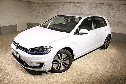 Volkswagen E-Golf Privatleasing 3895:-