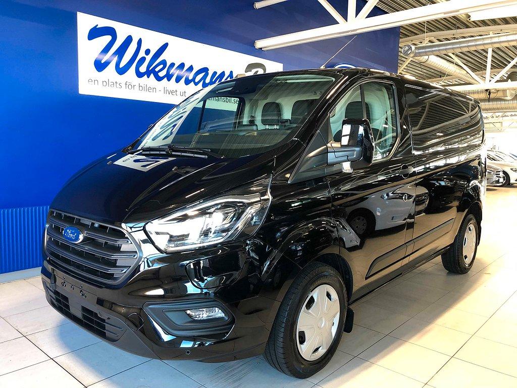 Ford Custom  Plug-in Hybrid Euro 6 126hk vägskatt 360kr/år