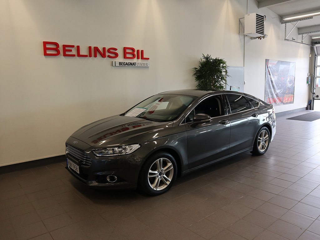 Ford Mondeo 2.0 TDCi AWD 5dr 180hk Automat