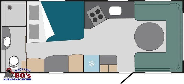 Polar Customized 620 BFWA / Inkommande November