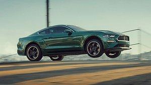 Ford vill göra Mustang som hybrid
