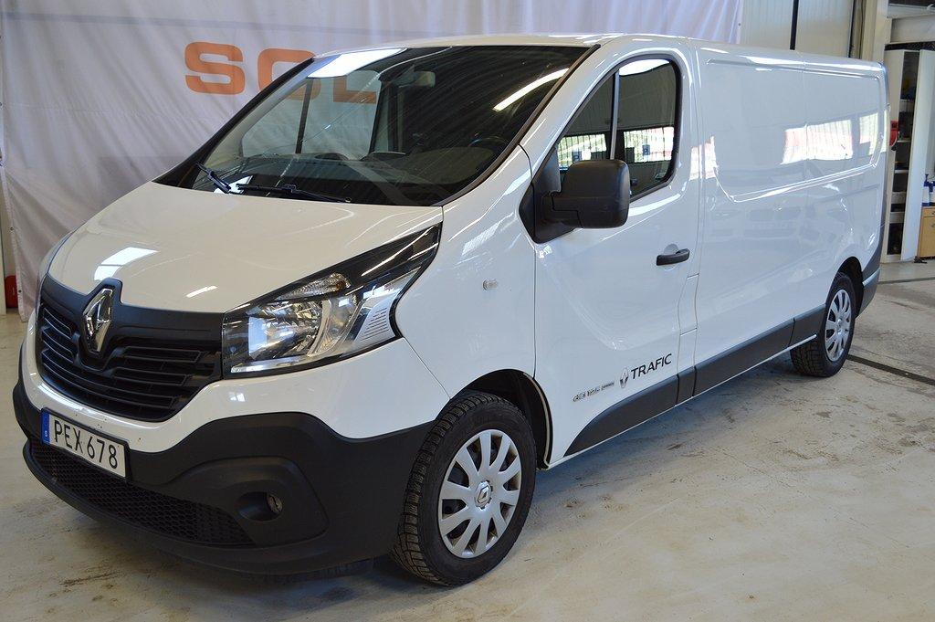 Renault Trafic 1.6 dCi Euro 6 125hk/L2H1/Drag/D-värmare/