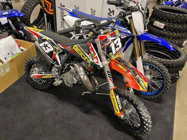 KTM SX50