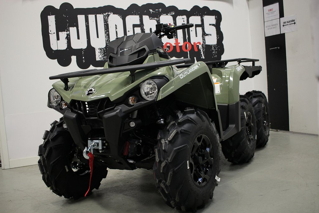 Can-Am Outlander 6x6 450 PRO+ T3B