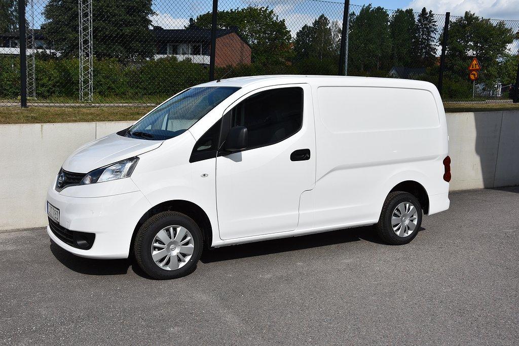 Nissan NV200 1,5 dCi 110 hk Working Star Drag/MoK/V-hjul