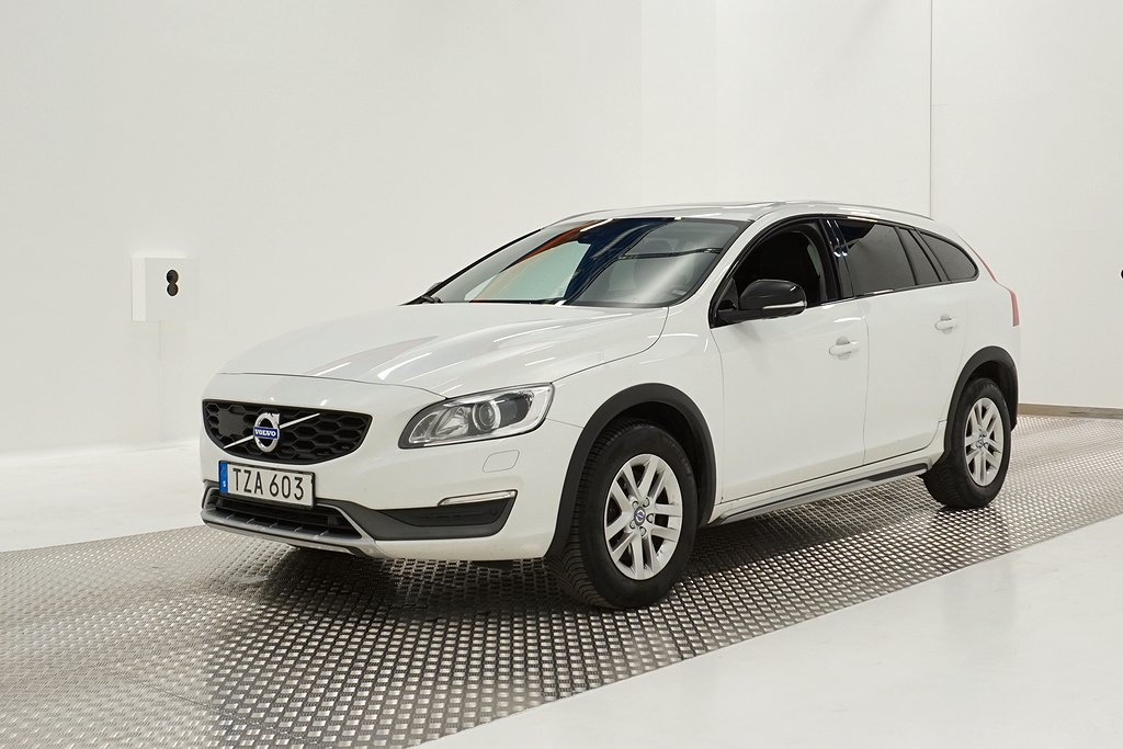 Volvo V60 D4 Cross Country AWD (190hk)