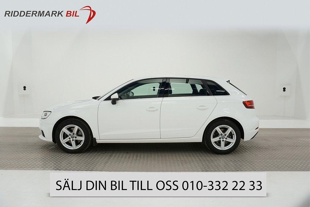 Audi A3 1.5 TFSI Sportback (150hk)