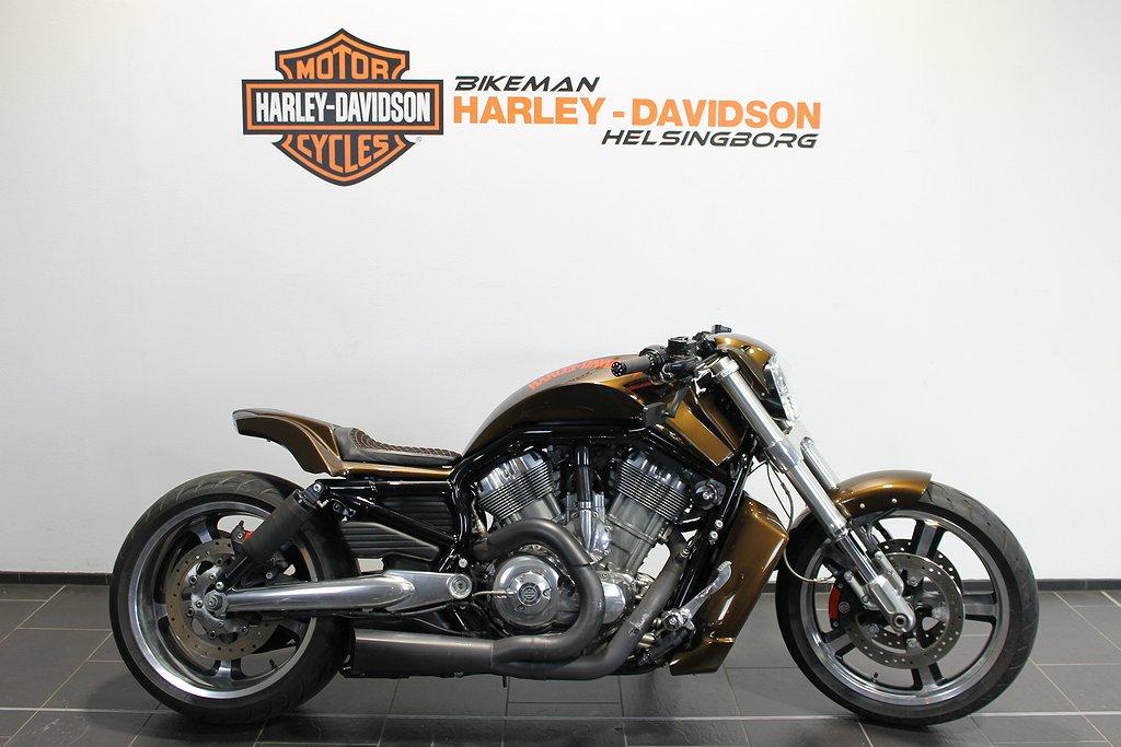 Harley-Davidson VRSCF PORSCHE EDITION FRI FRAKT