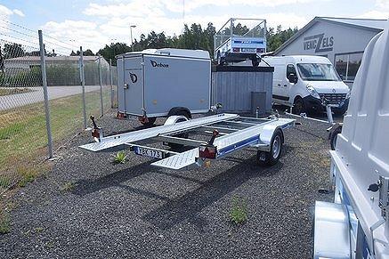 Tikitreiler AS 1600 RB Biltransport