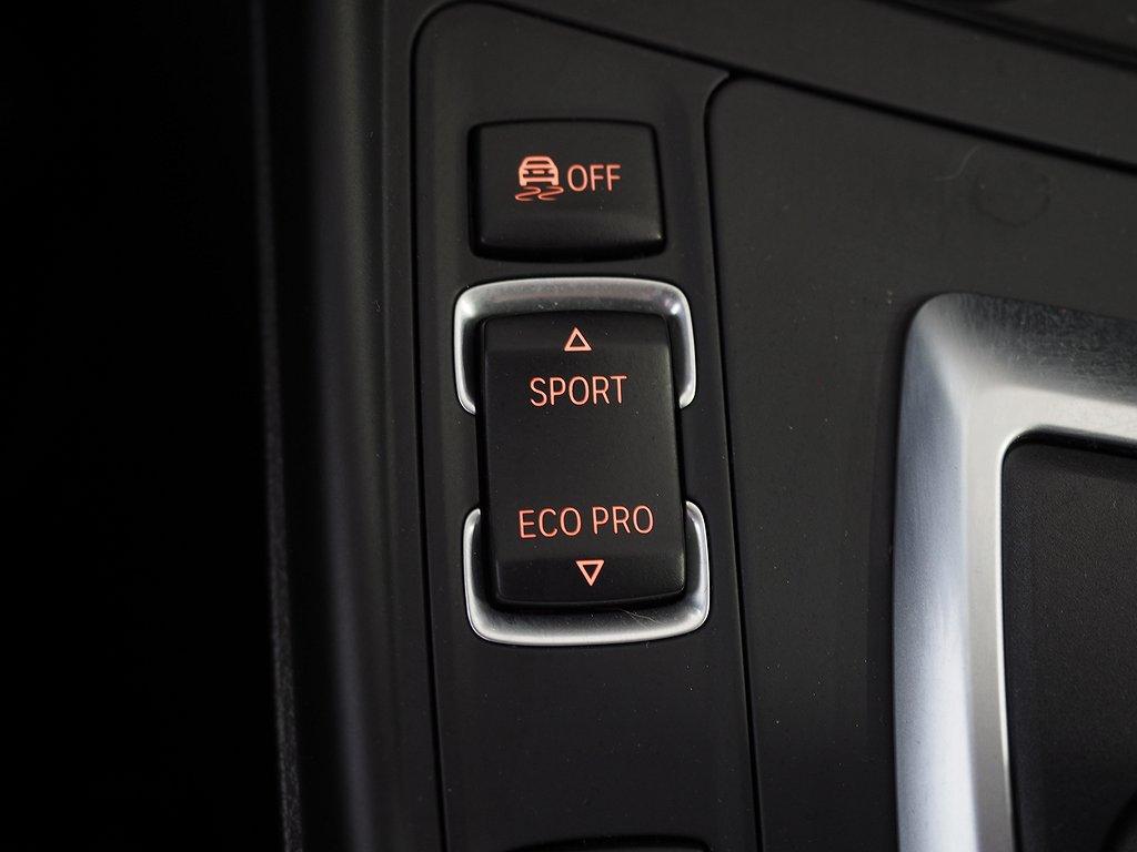 BMW 220 i Coupé AUT H/K Sportline 184hk 2017
