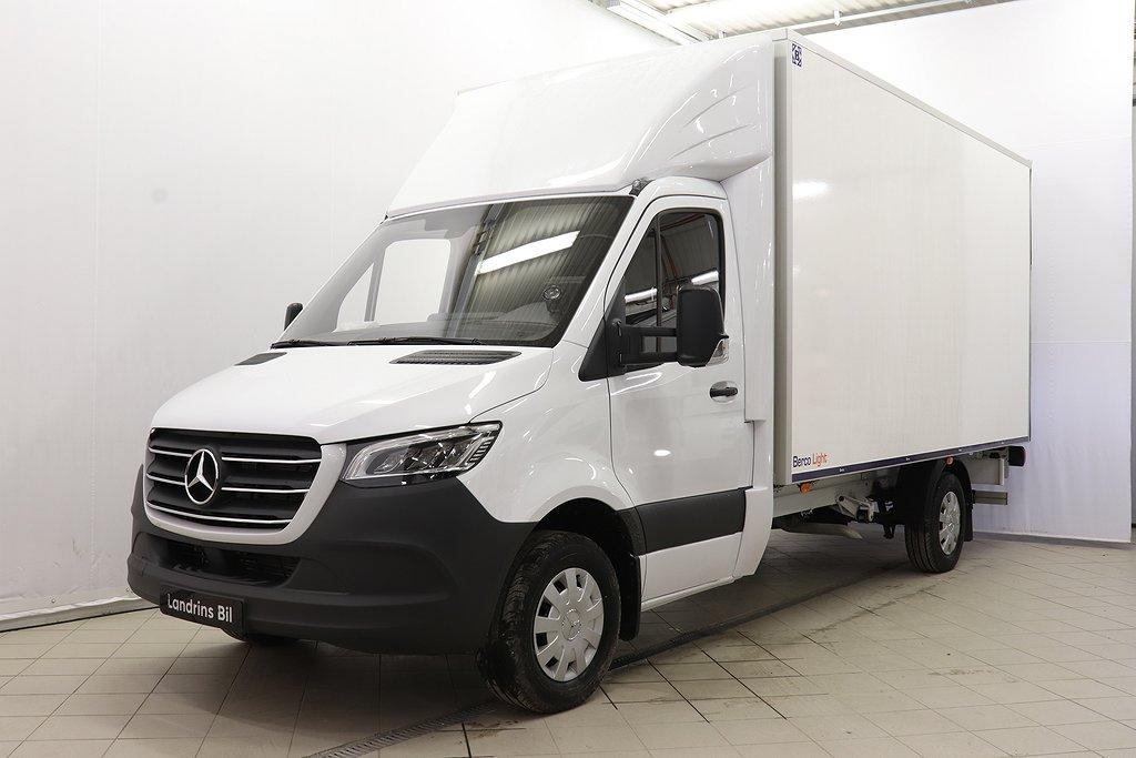 Mercedes-Benz Sprinter 319 CDI V6 Volymskåp Automat EH A3