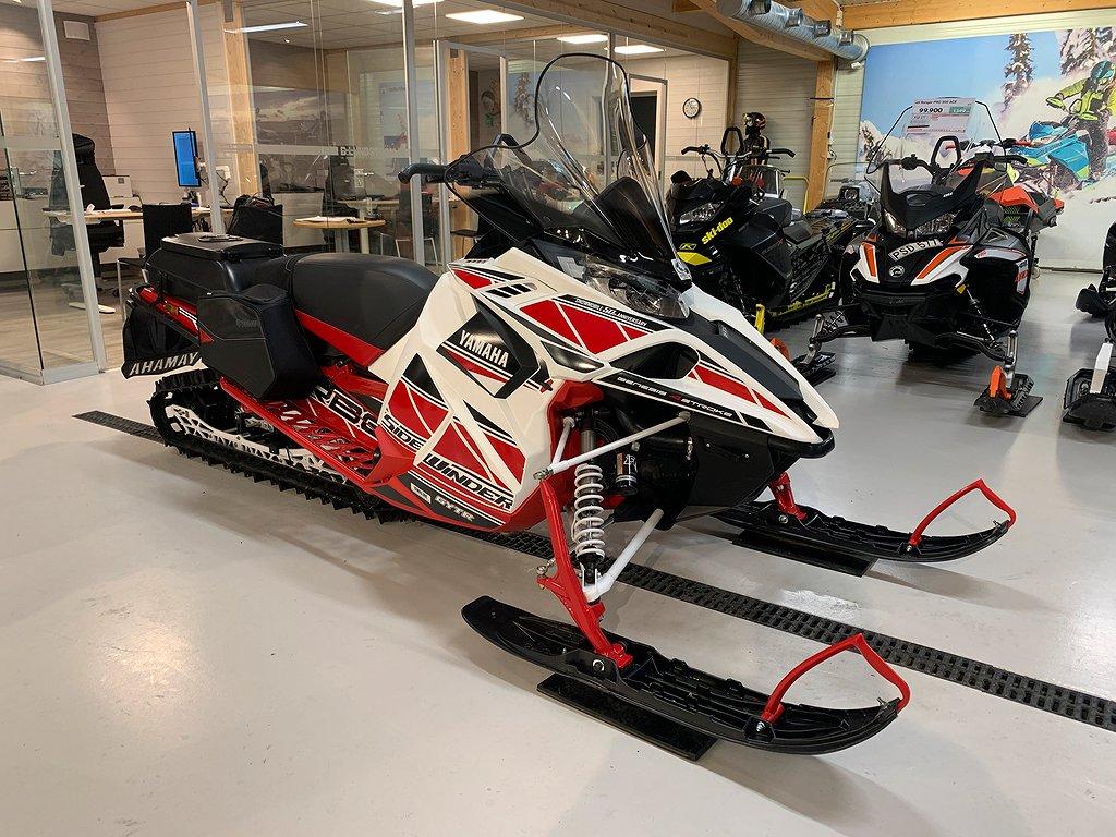 Yamaha Sidewinder Btx 153LE