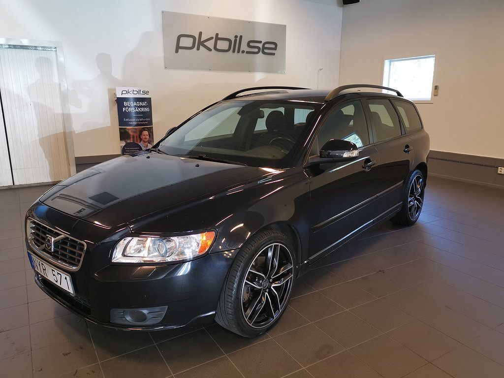 Volvo V50 2.0 D Momentum 136hk