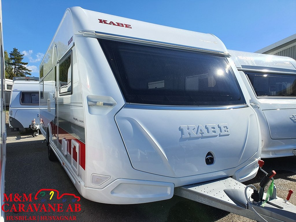 Kabe Royal 630 GLE KS B8 Queensbed