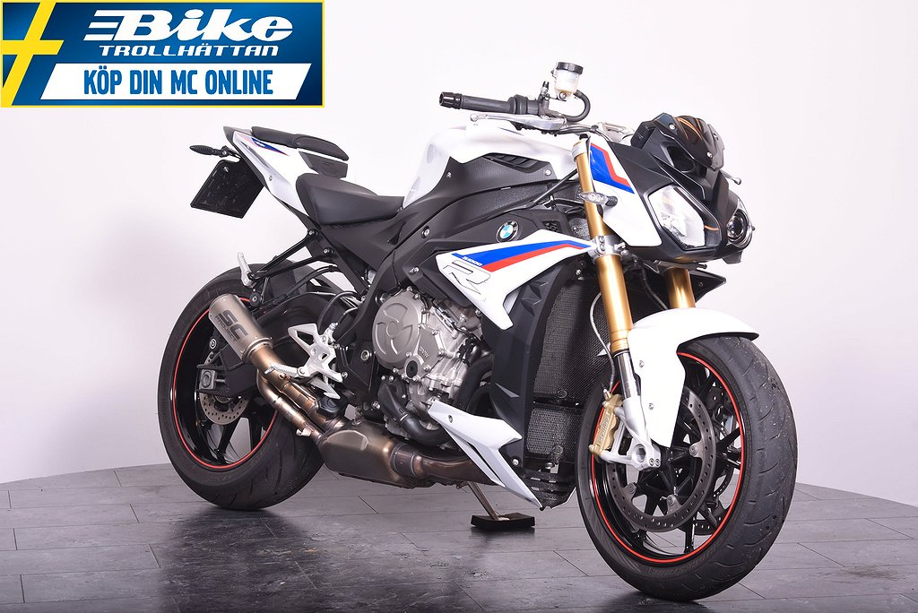 BMW S1000R HP Dynamic/Sport pkt Se priset!!