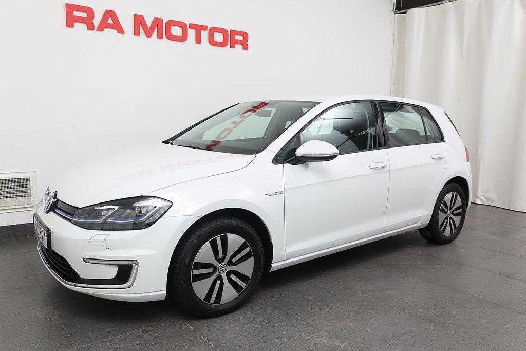 Volkswagen E-Golf 35,8 kWh Single Speed Plus