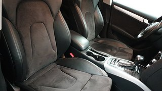 Audi A5 3.0 TDI Sportback quattro (218hk) Sport Edition, Proline