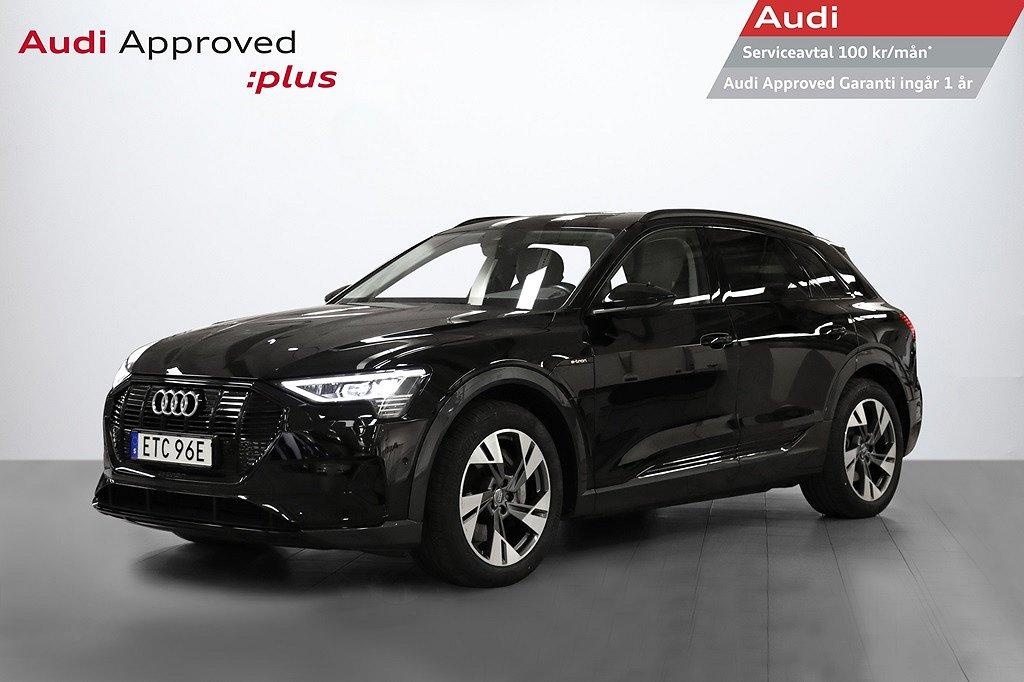 Audi E-Tron Quattro 50 313HK Proline Privatleasing