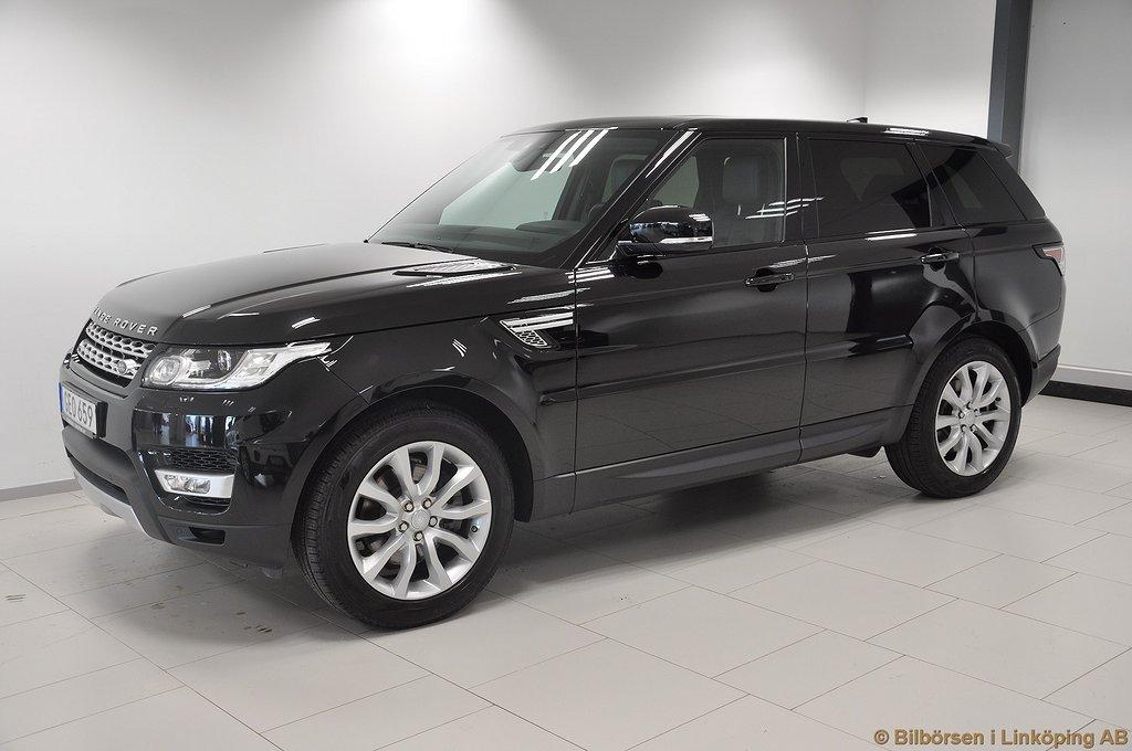 Land Rover Range Rover Sport HSE TDV6 4WD Aut SV-Såld