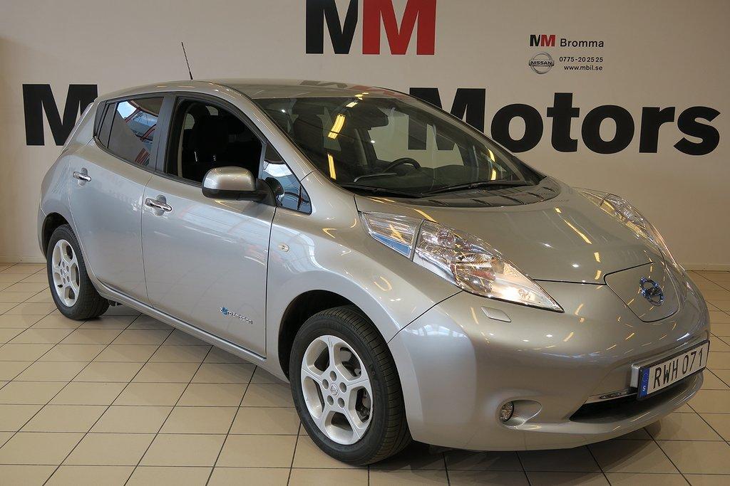 Nissan Leaf 30 kWh 109hk KAMERA CONNECT