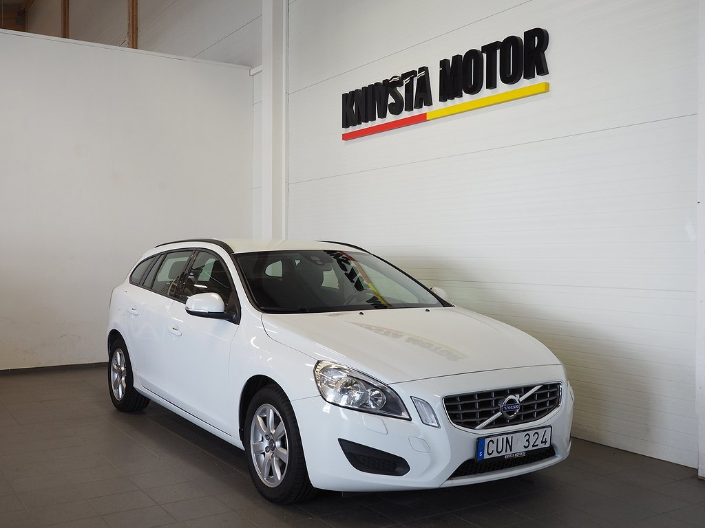 Volvo V60 T4F AUT Kinetic 180hk 2013