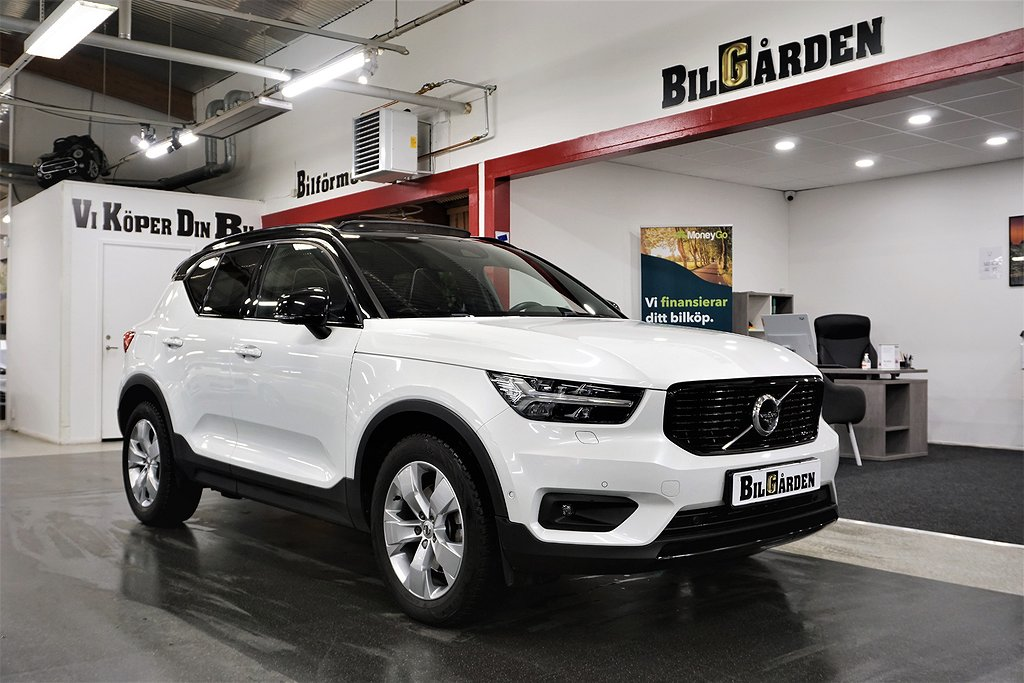 Volvo XC40 T5 AWD Geartronic R-Design Euro 6 247hk