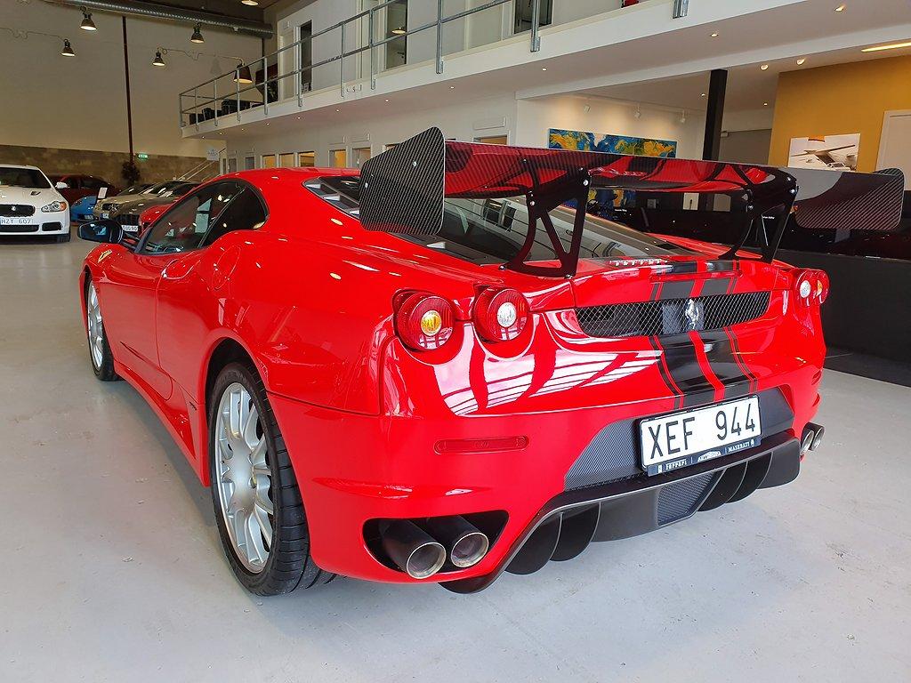 Ferrari F430 F1 4.3 V8 Sekventiell 490hk