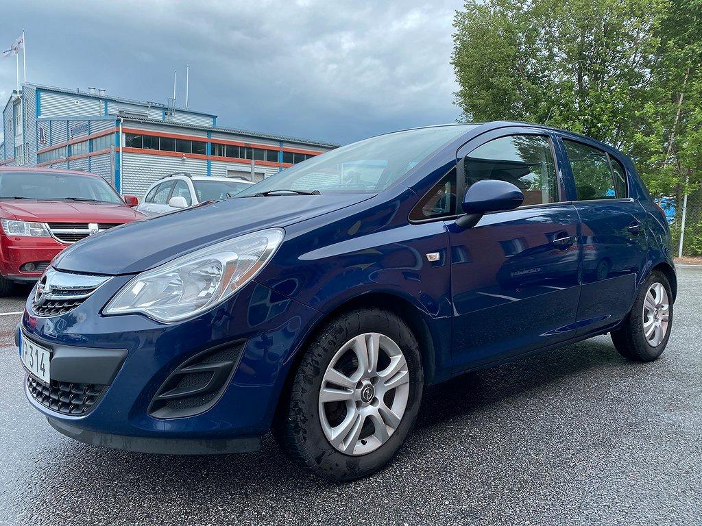 Opel Corsa 1.2 ecoFLEX BENSINSNÅL 85hk