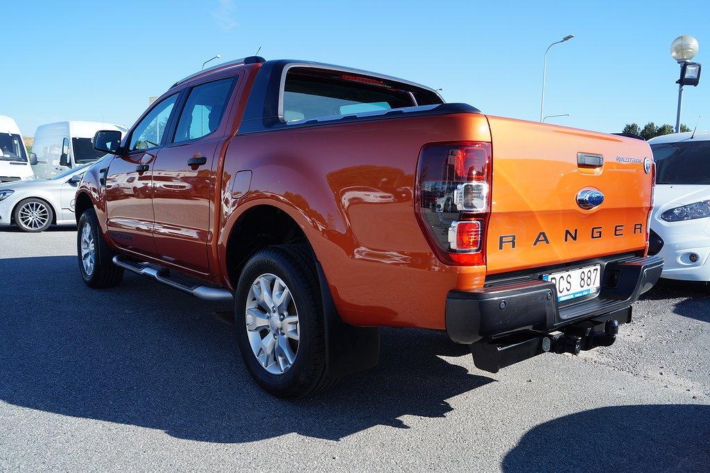 Ford Ranger Wildtrak 3.2 TDCi 4WD 200hk Aut DC