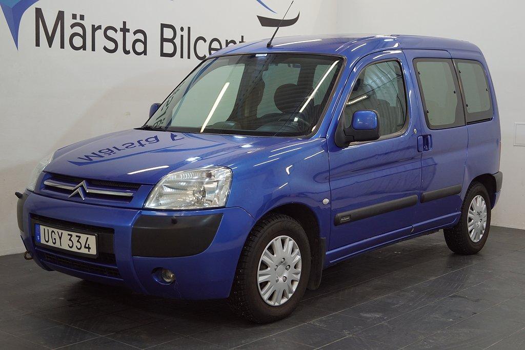 Citroën Berlingo Multispace 1.6 109HK DRAG SV-SÅLD 5SITS